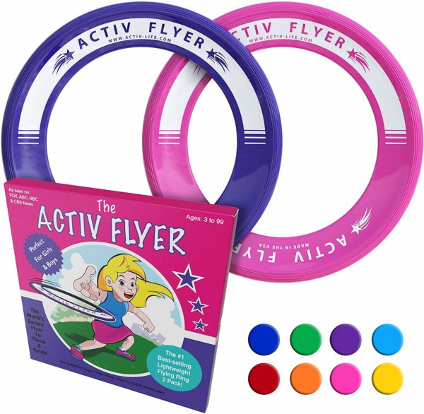 activ flyer game craft for kids