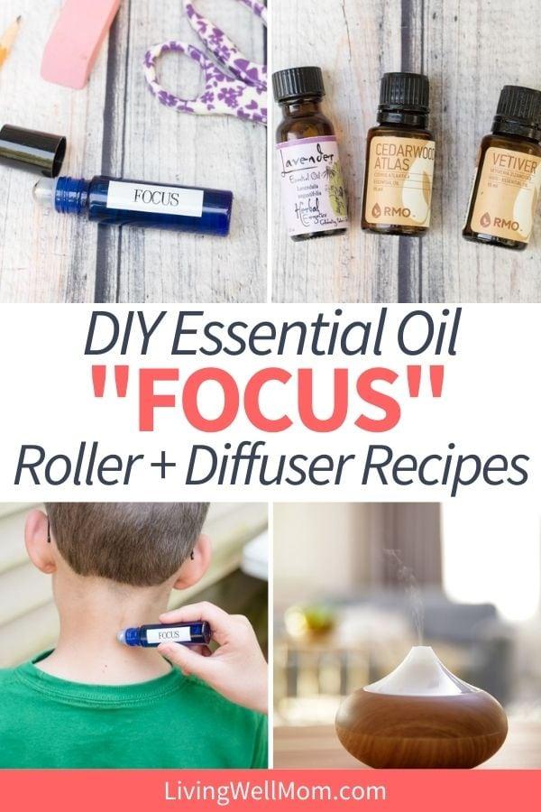 focus essential oils 4 different ways