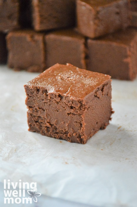 fudge made with marshmallow cream