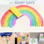 collection of boredom buster activities for kids photos