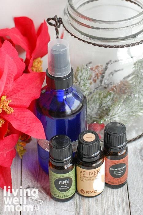 essential oils for room spray
