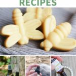 natural bug repellent recipes