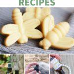 natural bug repellent recipes