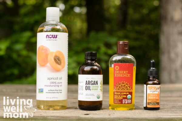 carrier oils to use with essential oils for dry skin