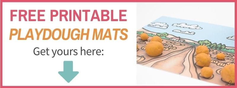free printable playdough mats signup form