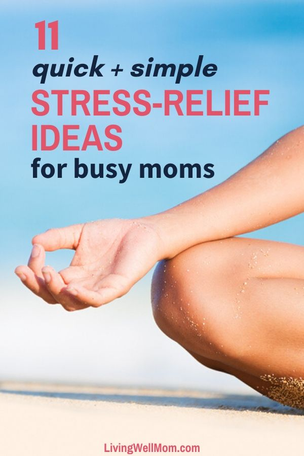 yoga relaxing stress relief ideas